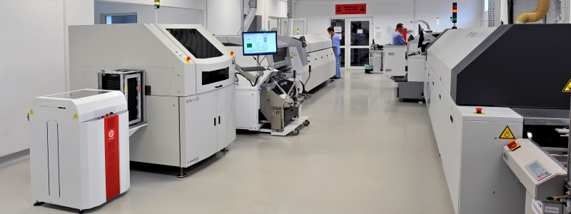 ems electronic contract manufacturing